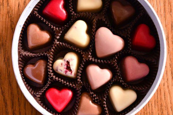 Vrsna Chocolates Praline