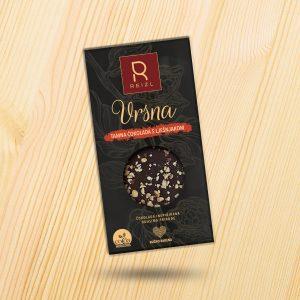 Vrsna Tamna čokolada s lješnjacima
