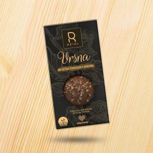 Vrsna Mliječna čokolada s nibsima